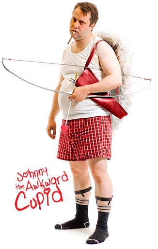 Johnny The Awkward Cupid